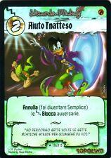 WIZARDS OF MICKEY Aiuto Inatteso 116/115 IL TORNEO FOIL ITA NEAR MINT