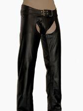 AWANSTAR 771 Aus Nappaleder chaps Lederhose,lederchaps leather chaps en Cuir.38W