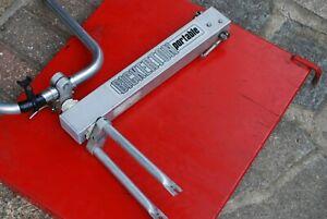 Bickerton Folding Bicycle forks handlebars & frame section