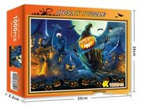 Jigsaw Puzzle 1000 Piece Halloween Learning Gift Toy Game for Adults
