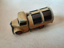 Voiture camion remorque jouet DINKY toy BEDFORD car Meccano / England - played