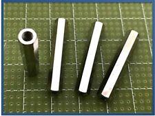 40pcs  Distanziale PCB filettati esagonale plastica M2 18mm