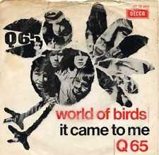 """Q65 """"WORLD OF BIRDS"""" ORIG HOLL 1967 VG-/VG+"""