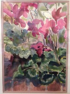 🔥 RARE California Plein Air Painting, Exhibited SLOMA - Shirley Pittman