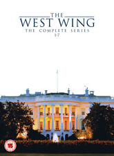 The West Wing: The Complete Series 1-7 DVD (2009) cert 15 44 discs ***NEW***