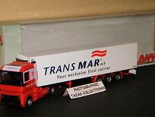 RENAULT MAGNUM TRANSPORT TRANS MAR A/S FOOD CARRIER - AWM 1/87 Ref 70906