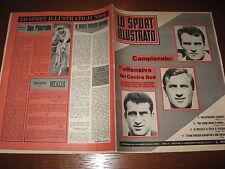 LO SPORT ILLUSTRATO GAZZETTA 1965/35 ALTAFINI NAPOLI BARISON FIORENTINA MORRONE
