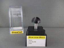 Router Bit- 19mm CORE BOX Bit 2 flute T424 (TruaCuT)