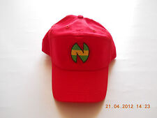 Cappellino Calcio Portiere  HOLLY E BENJI  New Team regolabile Colore Rosso