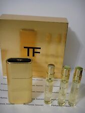 Tom Ford Noir Extreme 4 Pcs Gift Set Perfume Atomizer  New In Box New