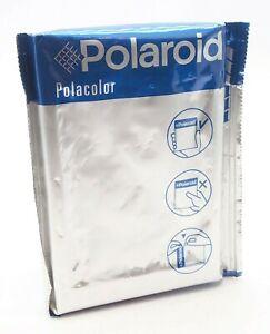 POLAROID POLACOLOR 100 SILK FILM - UK DEALER
