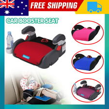 Car Booster Seat Chair Cushion Pad For Toddler Child Children Kids Sturdy AU