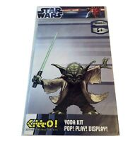 Kitt-o! Star Wars Construction Kit - Yoda - New Sealed