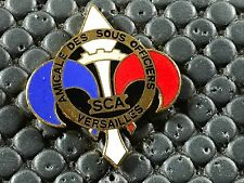 PINS PIN BADGE ARMEE MILITAIRE SOUS OFFICIERS VERSAILLES