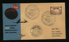 Greenland  flight  cover    1954           MS0416