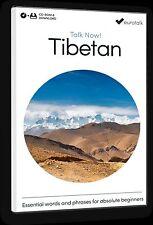 Eurotalk Talk Now Tibétain pour débutants - Téléchargement option et CD ROM