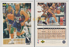 NBA UPPER DECK 1994 COLLECTOR'S CHOICE - Blue Edwards #152 - Ita/Eng- MINT