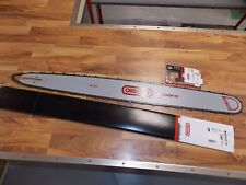 "42"" Oregon 423ATLE086 chainsaw guide bar + 1 chain fits (Stihl) 06,070,090 saw"
