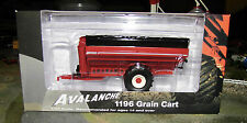 1/64 SpecCast Red Brent Avalanche 1196 Grain Cart w/ Floater Tires