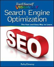 Teach Yourself VISUALLY Search Engine Optimization (SEO) by Janet Majure ~ NEW