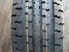 TWO ST215/75R14 Duraturn 6 ply Radial  Boat, Camper, Trailer Tires Load Range C