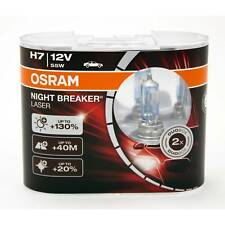 OSRAM Night Breaker LASER H7 64210NBL-HCB Halogenglühlampe Duo Box NEU 12V 55W