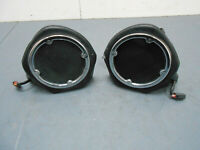#8625 - 2009 09 to 13 Harley Touring Ultra  Rear Speakers / Pods