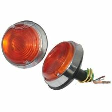 New Lucas Type Turn Signal Light Indicator Set for Morris Cars AUD