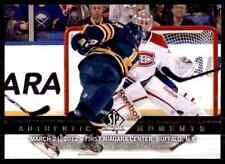 2013-14 SP Authentic Cody Hodgson #156