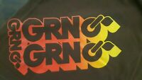 GRN Apple Tree T-Shirt Mens Size XL Brown Letterway On Front And Back LN Cond