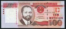 Mozambique 100 meticais 2006.06.16. Samora Moises Machel P145 UNC