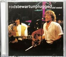 ROD STEWART - UNPLUGGED...AND SEATED, CD ALBUM, (1993).