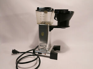 TECHNIVORM Moccamaster KB 1.25 L Made Holland Coffee Machine 741.03A 1400W