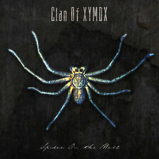 CLAN OF XYMOX New Sealed 2020 SPIDER ON THE WALL CD