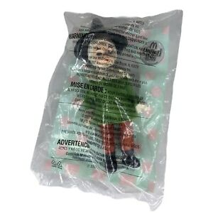 Wizard of Oz Madame Alexander McDonalds Happy Meal Toy - 2007 Scarecrow #8
