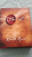 The Secret  by Rhonda Byrne  The Secret contains wisdom from modern-day teachers