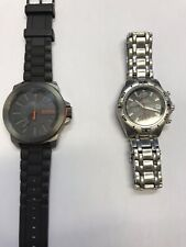 2 X watches - Hugo Boss & Accurist - Spares And Repairs