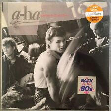 A-HA - Hunting High & Low (CLEAR Vinyl LP) 2018 WB RCV1 25300 - NEW / SEALED