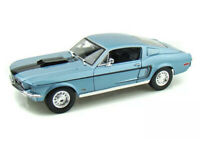 1968 Ford Mustang GT Cobra Jet (Maisto) 1/18 Scale Diecast Muscle Car New