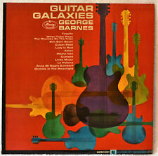 George Barnes Guitar Galaxies LP NM Vinyl Latin Tequila Bim Bam Boom Mama Inez