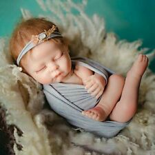 Soft Reborn Baby Doll Lifelike Newborn Dolls for Baby Photography Props Training