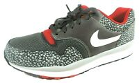 Nike Mens Shoes Air Safari Le Running Sneakers 371740 015/016 Leather Black/Gray