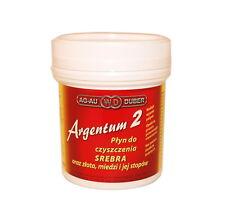 Płyn do czyszczenia bizuterii Argentum 2  140 ml