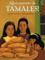 Too Many Tamales /Que Montn de Tamales! (Hardback or Cased Book)