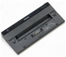 Toshiba Hi Speed Port Replicator pa3838e-1prp docking para tecra r840 r850