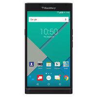 BlackBerry PRIV STV100-2 32GB Unlocked GSM LTE Hexa-Core 18MP Phone - Black