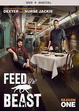 Feed the Beast: Season One (DVD) David Schwimmer/Jim Sturgess BRAND NEW