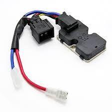 Mercedes Heater Blower Regulator Resistor 1408218351 W140 CL500 S350D CL S Class