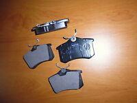 Jeu 4 plaquettes de frein arrière Peugeot 307 / break / Sw / Cc  (LDPA44)