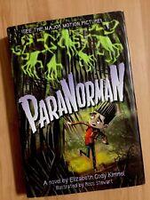 ParaNorman by Elizabeth Cody Kimmel (2012, Hardcover)